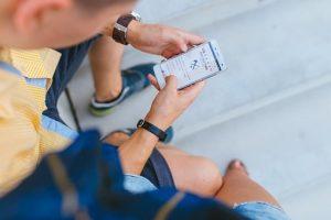 SMS Marketing Reviews guytextingonphone-300x200 guytextingonphone