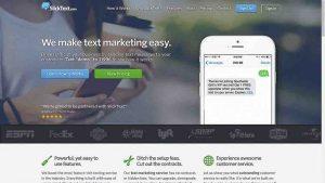 SMS Marketing Reviews slicktext-promo-code-homepage-screen-shot-300x169 slicktext promo code homepage screen shot